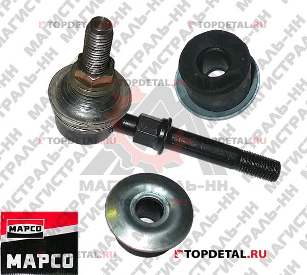 Тяга стабилизатора передняя SUZUKI Swift 3/89-5/01 (MAPCO)