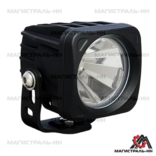 "Фара светодиодная ""Off-road"" AVS Light FL-1910B (10W) серия ""Prolight"""