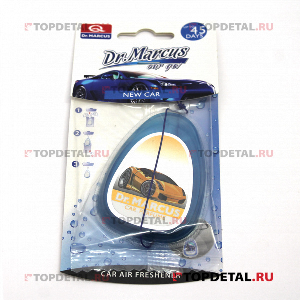 Ароматизатор Dr.Macus Car Gel  New Car