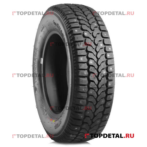 Шина Yokohama Ice Guard F700Z 175/70 R13 82Q, зимняя, шип.