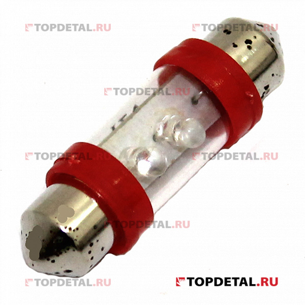 FE-T10 x 36 S8.5 RED 2 LED LAMP
