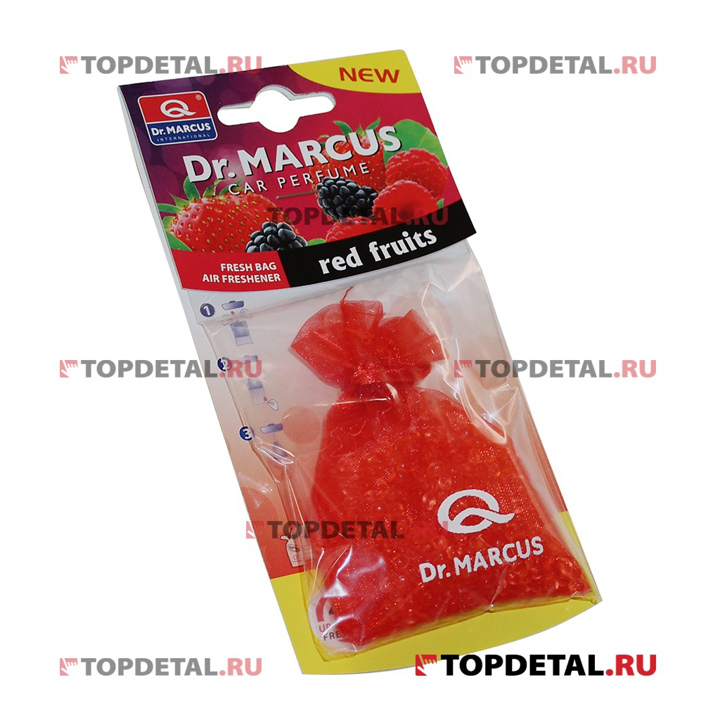 Ароматизатор DR. Marcus Fresh Bag Red Fruits 20 гр