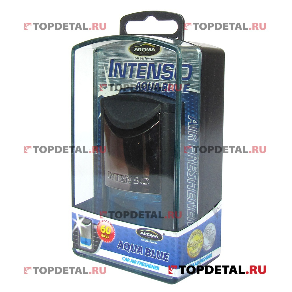 Ароматизатор Aroma Car Intenso Air Vent Aqua Blue
