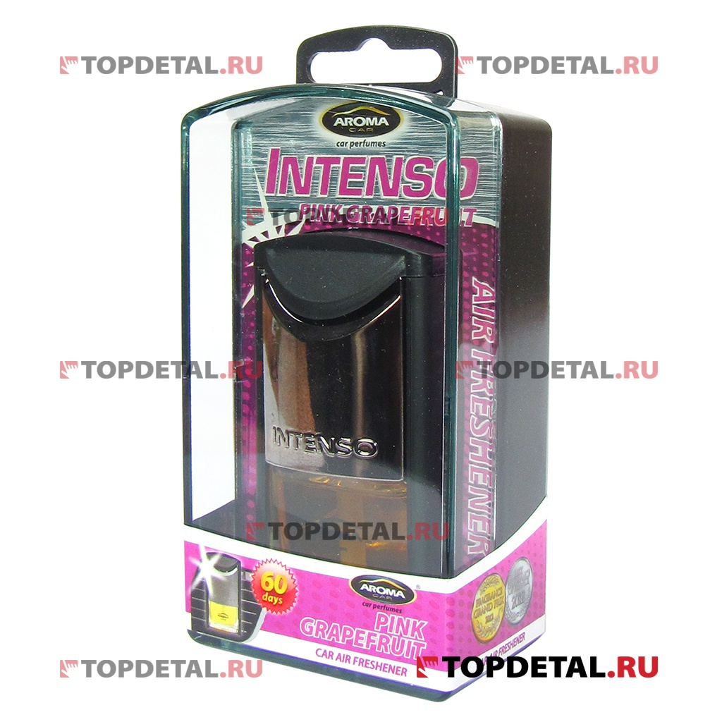 Ароматизатор Aroma Car Intenso Air Vent Pink Grapefruit