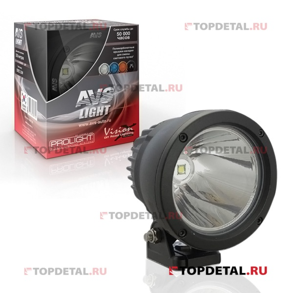 "Фара светодиодная ""Off-road"" AVS Light SL-1905A (25W) серия ""Prolight"""