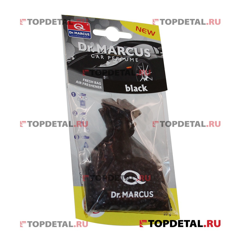 Ароматизатор DR. Marcus Fresh Bag Black 20 гр