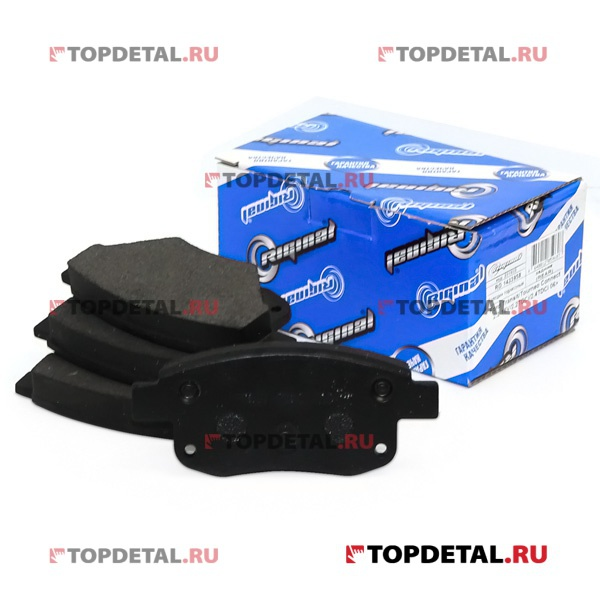 Колодки тормозные задние RIGINAL Ford Transit/Tourneo Connect 2.3 16V/2.2TDCi/2.4TDCi 06>