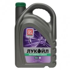 Жидкость охлаждающая Антифриз GREEN G-11 ЛУКОЙЛ 5 кг