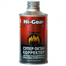Октан-корректор (на 60л) Hi-Gear 325 мл.