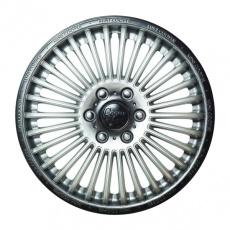 Колпак колеса R16 Мини-Купер+ иномарки (пруж) кт 2 шт. АКС