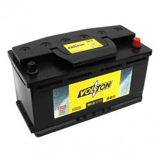 Аккумулятор 6СТ-90.0 VOLTON о.п.пуск.ток 680 А (352*175*190) клеммы евро