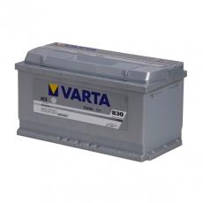 Аккумулятор 6СТ-100 VARTA Silver dynamiс о.п. пуск.ток 830 А (353х175х190) клеммы евро