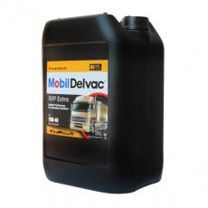 Масло Mobil моторное 10W40 Delvac XHP Extra 20 л (полусинтетика) 121737