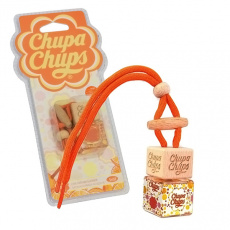 "Ароматизатор ""Chupa Chups"" флакон с деревянной крышкой ""Апельсин"" 5 мл."