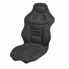 Накидка на сиденье с подогревом с терморегулятором (2 режима) 120х51см 12V Черный 2,5А-3А SKYWAY
