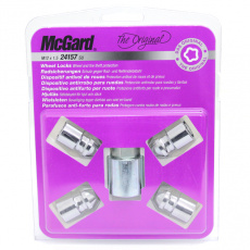 Гайка колесная секретная (кт.) М12*1,5х32,5 ключ 19 мм McGard