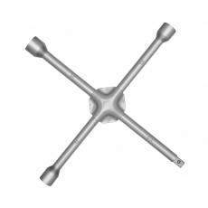 """Ключ балонный крестовой 17х19х21х1/2"""" усиленный KRAFT"""