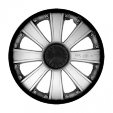 Колпак колеса R16 RS-T+ иномарки (пруж) кт 2 шт.
