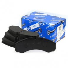 Колодка тормозная передняя/задняя (кт.4шт.) Iveco Daily I 96-/II 02-> RIGINAL