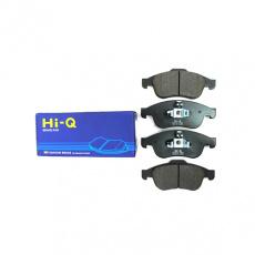 Колодка тормозная передняя (кт. 4 шт) RENAULT Duster (10-),Megane (10-) SANGSIN BRAKE SP1390