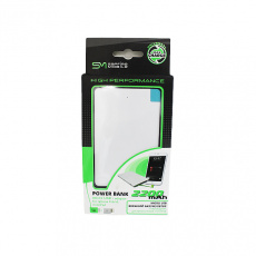 Внешний аккумулятор Micro USB с переходником Iphone 5/5s/6 SAPFIRE Mobile
