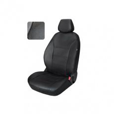 Чехлы на сиденья кт. ВАЗ-2190 Granta (седан, лифтбек) с раздельным задним рядом 40/60 с AIRBAG (эко