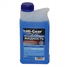 Жидкость омывания стекол 1л. Hi-Gear (незамерзайка концентрат до -50)