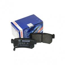 Колодки тормозные задние SSANGYONG REXTON 02-/KYRON 05-/ACTYON 05 BOSCH