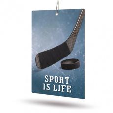 Ароматизатор AVS APS-032 Sport is Life (Hot Pepper) бумажный