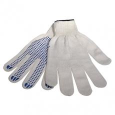 Перчатки с ПВХ покрытием, плотные размер 20 (10/4)