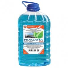 Жидкость омывания стекол летняя 4 л. Банан Ниагара