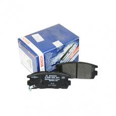 Колодки тормозные задние CHEVROLET CAPTIVA/OPEL ANTARA 2.4/3.2 06 BOSCH