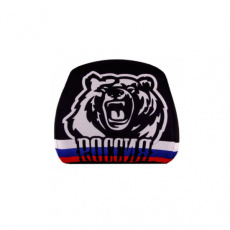 Чехол подголовника SKYWAY Россия Медведь (кт. 2 шт) (M)