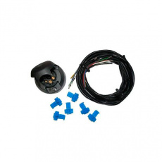 Комплект электропроводки с розеткой к ТСУ LECAR