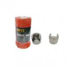 """Шланг-удлинитель для компрессора с коннектором """"байонет"""" (5 м)"""