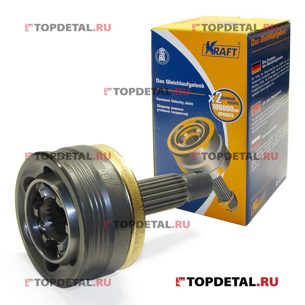 Шрус ВАЗ-2108-15,1118,2170,2190 наружный (ЭКОНОМ) KRAFT купить в интернет-магазине Topdetal.ru