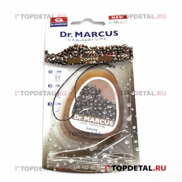 Ароматизатор Dr.Marcus Car Gel   Coffee