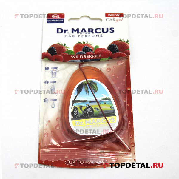 Ароматизатор Dr.Macus Car Gel  Wildberries