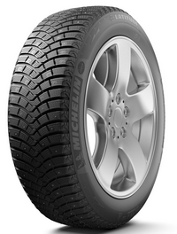 Шина нешип. MICHELIN LATITUDE X-ICE North-2+ 255/55R18 109T XL ZP шип