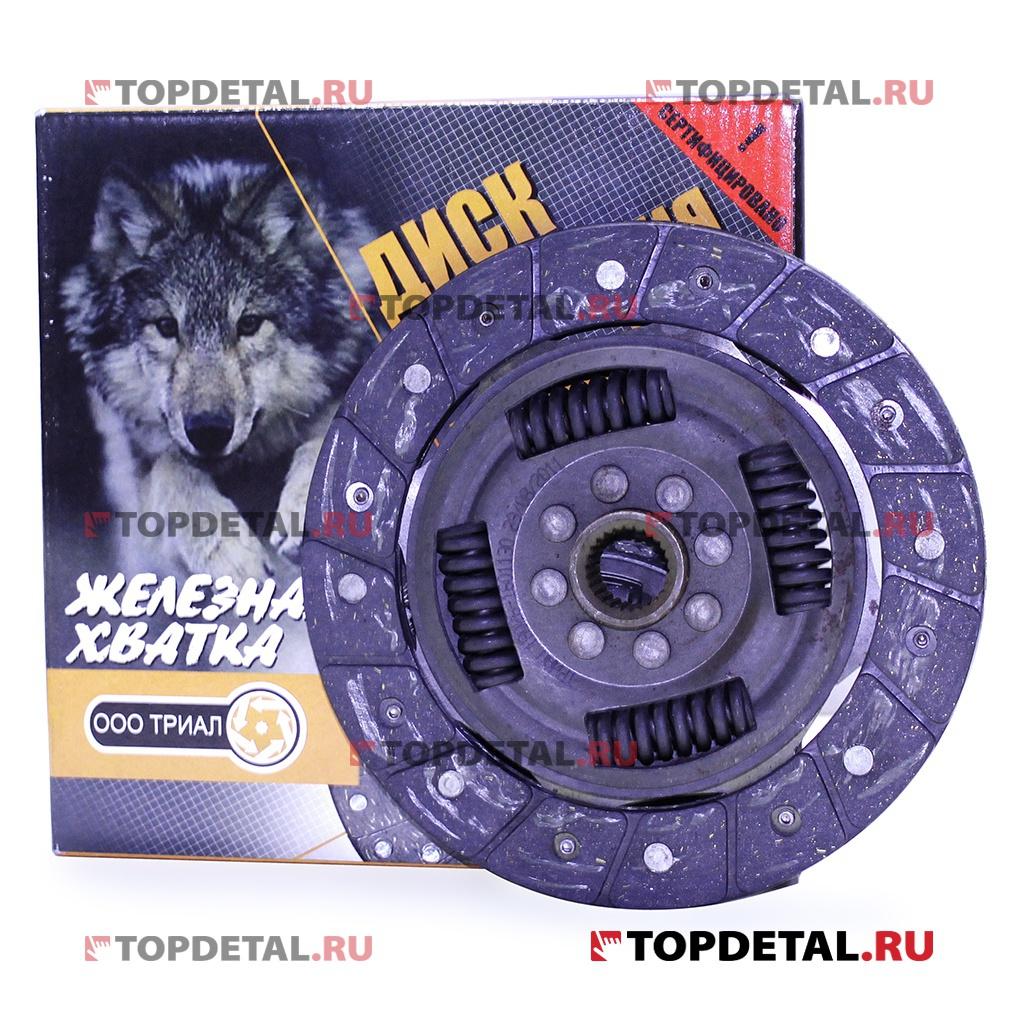 Диск сцепления Renault Logan 1.4 ТРИАЛ купить в интернет-магазине Topdetal.ru