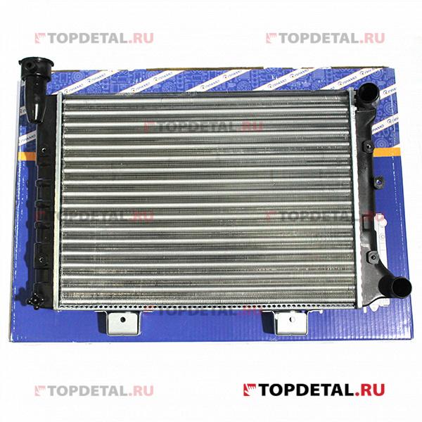 Радиатор охлаждения (2-рядный) ВАЗ-2104-07 с инжекторн. двиг. (алюминиевый) (ПРАМО) купить в интернет-магазине Topdetal.ru