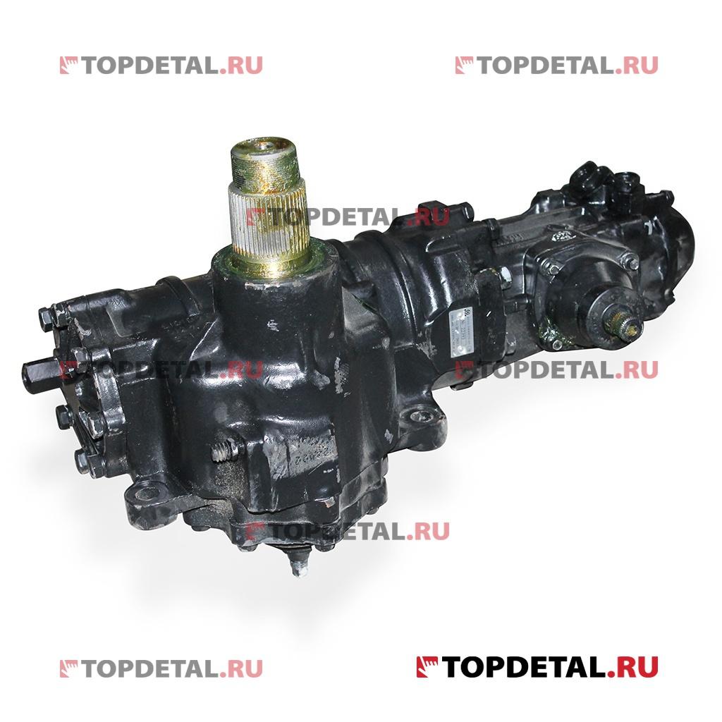 Механизм рулевой КАМАЗ-4310,5511 усиленный (замена 4310-3400020-01) (БАГУ) купить в интернет-магазине Topdetal.ru