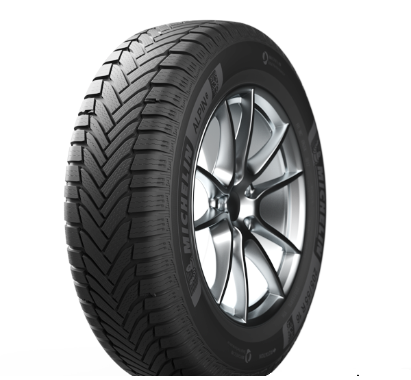 Шина нешип. MICHELIN ALPIN6 205/45R16 87H XL