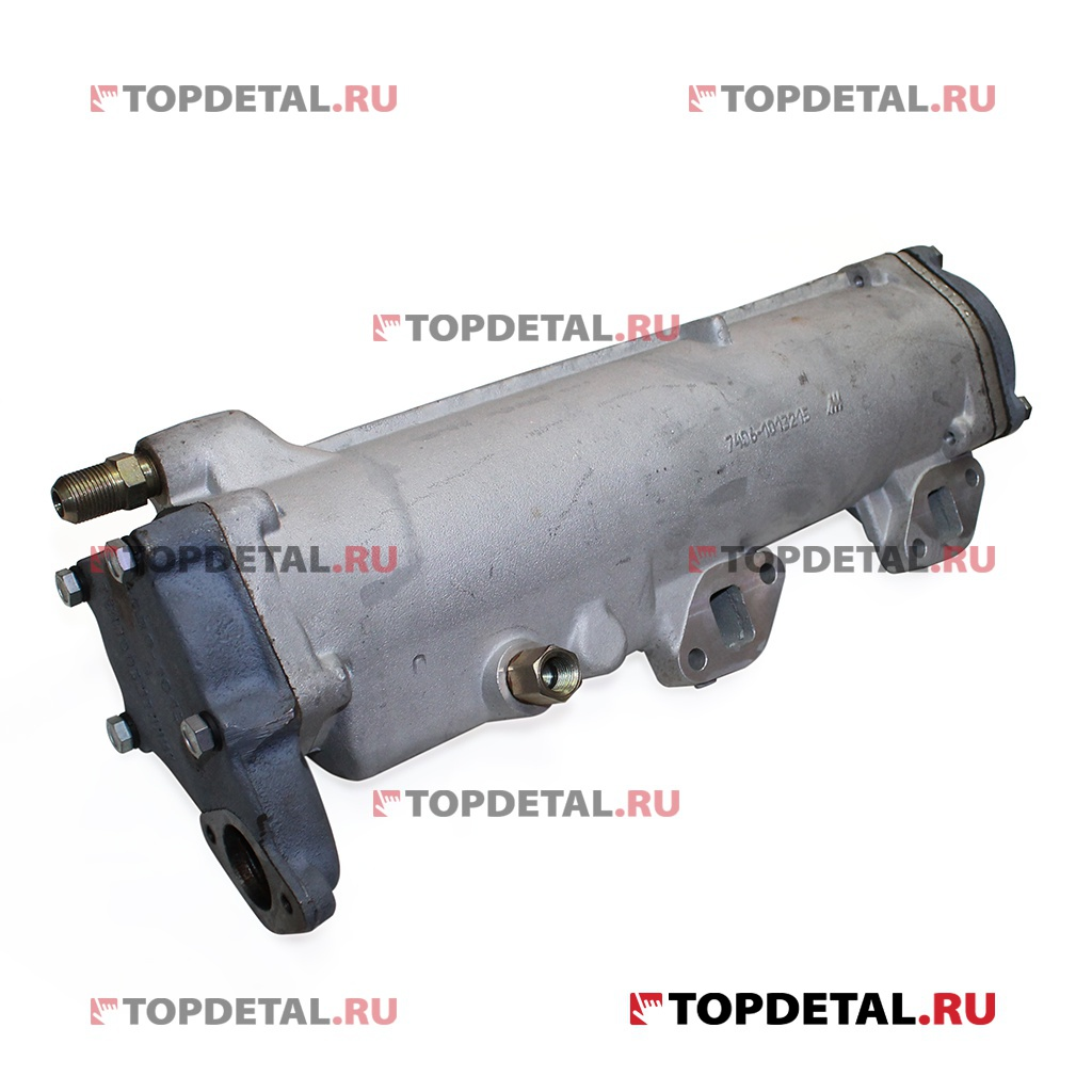 Теплообменник камаз принцип работы теплообменники для отопления промышленные трубчатые
