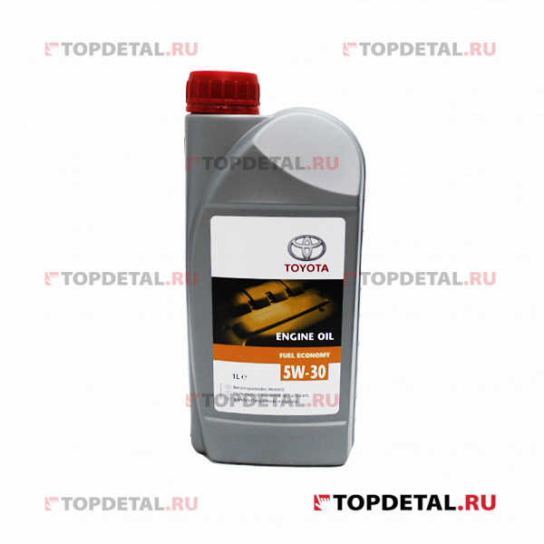 Масло моторное TOYOTA 5W30 1 л
