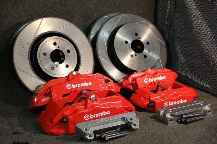 Износ тормозных дисков.